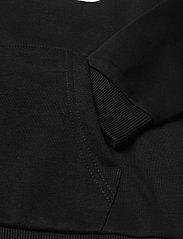 FILA - TEENS UNISEX ANDREY classic logo hoody - hoodies - black - 3