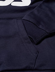FILA - TEENS UNISEX ANDREY classic logo hoody - hoodies - black iris - 3