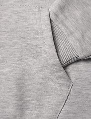 FILA - TEENS UNISEX ANDREY classic logo hoody - hoodies - light grey melange bros - 1