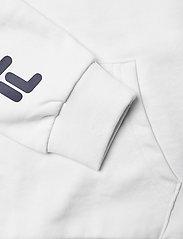 FILA - TEENS BOYS VITOR hoody - hoodies - bright white - 3