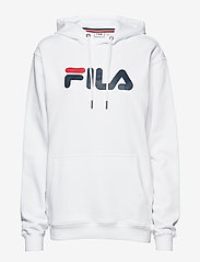 FILA - CLASSIC PURE hoody - pulls a capuche - bright white - 0