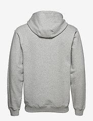FILA - CLASSIC PURE hoody - pulls a capuche - light grey melange - 1