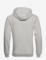 FILA - CLASSIC PURE hoody - pulls a capuche - light grey melange bros - 1