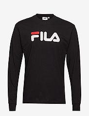 UNISEX CLASSIC PURE long sleeve shirt - BLACK