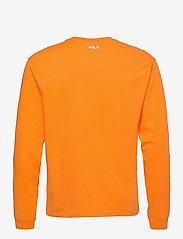 FILA - UNISEX CLASSIC PURE long sleeve shirt - hauts à manches longues - flame orange - 1