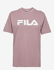 FILA - UNISEX CLASSIC PURE ss tee - t-shirts - quail - 0