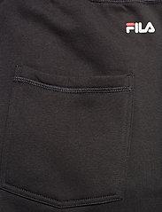 FILA - UNISEX CLASSIC PURE pant - treenihousut - black - 5