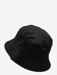 FILA - BUCKET HAT with F-box - bucket hats - black - 1