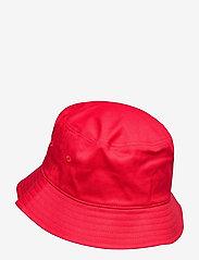 FILA - BUCKET HAT with F-box - bucket hats - true red - 1