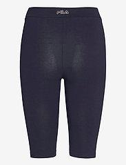 FILA - WOMEN JANESSA short leggings - leggings - black iris - 1