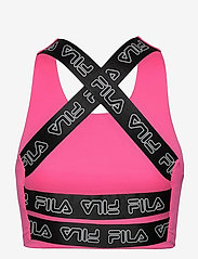 FILA - WOMEN EULA cropped top - hauts courts - candy kiss - 1