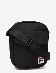 FILA - MILAN PUSHER BAG2 - olkalaukut - black - 2