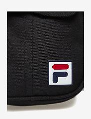 FILA - MILAN PUSHER BAG2 - olkalaukut - black - 3