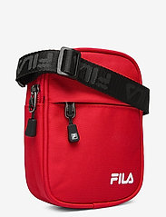 FILA - NEW PUSHER BAG BERLIN - olkalaukut - true red - 2