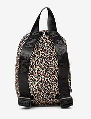 FILA - VARBERG AOP mini strap backpack - training bags - allover leo - 1