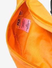 FILA - WAIST BAG SLIM (small logo) - vyölaukut - flame orange - 3