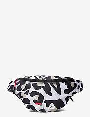 FILA - WAIST BAG SLIM LEO AOP (small logo) - vyölaukut - bold leo allover - 0