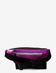 FILA - WAIST BAG MESH printed - vyölaukut - black-colour gradient - 1
