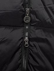 FILA - WOMEN BRONWEN puff hood jacket - wyściełane płaszcze - 002 - black - 5