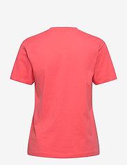 FILA - WOMEN EARA tee - t-shirts - calypso coral - 1