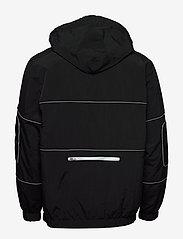 FILA - MEN UBA wind jacket - kurtki-wiosenne - black - 3