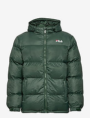 SCOOTER puffer jacket - SYCAMORE