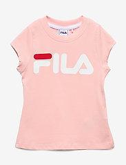FILA - KIDS TIO tee dress - robes - english rose - 0