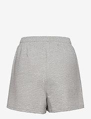 FILA - EDEL shorts high waist - chaussures de course - light grey melange bros - 1
