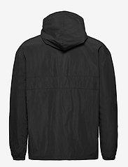 FILA - MEN ELMO woven anorak - anoraks - black - 1