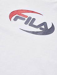FILA - WOMEN ALPHA cropped top - crop tops - bright white - 2