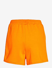 FILA - WOMEN ALLETE high waist shorts - chaussures de course - flame orange-bright white - 1