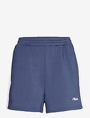 FILA - WOMEN ALLETE high waist shorts - chaussures de course - black iris-bright white - 0