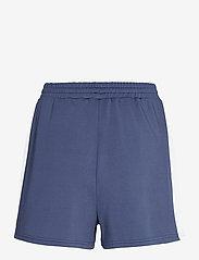 FILA - WOMEN ALLETE high waist shorts - chaussures de course - black iris-bright white - 1