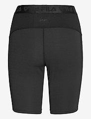 FILA - WOMEN CANIKA short leggings - chaussures de course - black - 1