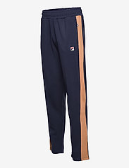 FILA - MEN HAVERD track pants - treenihousut - black iris-hazel - 2