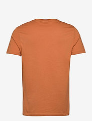 FILA - MEN SAMURU tee - t-shirts - hazel - 1