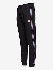 FILA - MEN HEMI track pants - treenihousut - black - 2