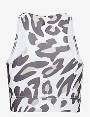 FILA - WOMEN ELITA AOP top - crop tops - bold leo allover - 1