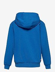 FILA - KIDS UNISEX BRUTUS basic logo hoody - hoodies - skydriver-bright white - 1