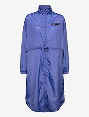 FILA - WOMEN CALLEN parachute parka - parkas - baja blue - 0