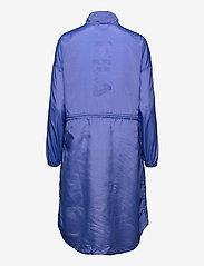 FILA - WOMEN CALLEN parachute parka - parkas - baja blue - 1