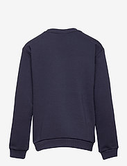 FILA - TEENS GIRLS SYLVIE blocked crew - sweatshirts - bright white-black iris-pastel lilac - 1