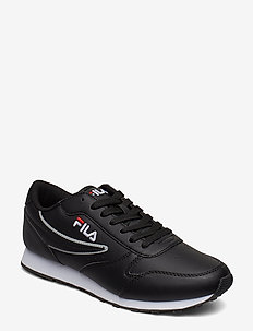 Orbit low - low tops - black