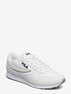 Orbit low - low tops - white