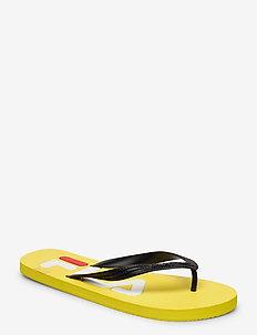 Troy Slipper - klip-klapper - empire yellow