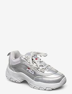 Strada F low JR - SILVER / WHITE