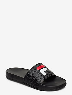 Boardwalk Slipper 2.0 - BLACK