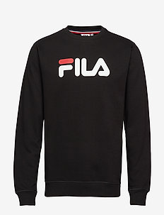 UNISEX CLASSIC PURE crew sweat - BLACK