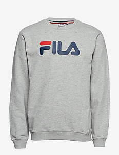 UNISEX CLASSIC PURE crew sweat - LIGHT GREY MELANGE