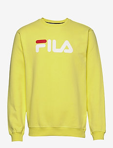 UNISEX CLASSIC PURE crew sweat - LIMELIGHT